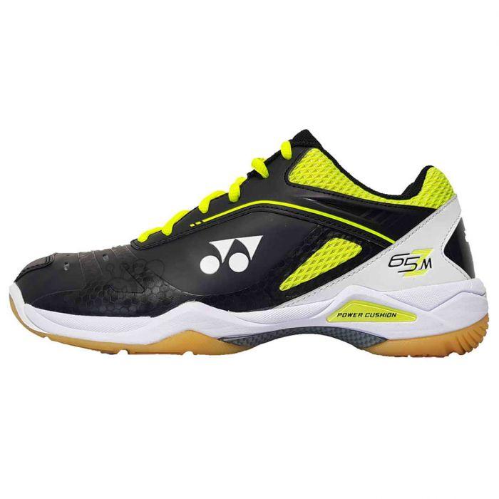 5edb896d1160a8 YONEX SHB 65Z MX BLACK - Schoenmaat USA Dames - Schoenen - Voor u ...