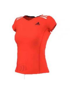 ADIDAS-T-SHIRT-BT-CLIMA-TEE-ORANGE-LADY-1