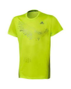 ADIDAS-T-SHIRT-BT-GRAPH-TEE-LIME-GREEN-1