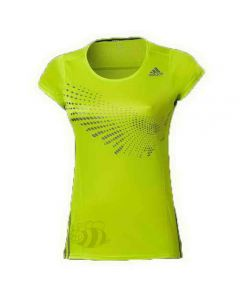 ADIDAS-T-SHIRT-BT-GRAPH-TEE-YELLOW-LADY-1