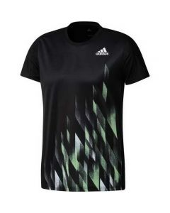 ADIDAS-T-SHIRT-GRAPHIC-TEE-M-BLACK-1