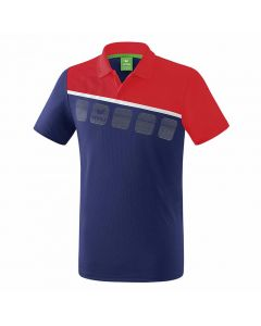 ERIMA-POLO-5-C-NAVY-BLUE/RED-1