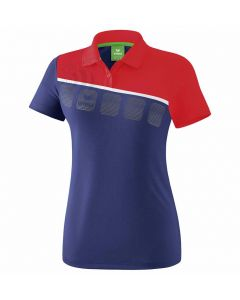 ERIMA-POLO-5-C-NAVY-BLUE/RED-LADY-1