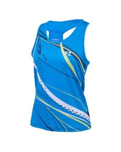 FORZA-T-SHIRT-MALOU-BLUE-SLEEVELESS-LADY-1