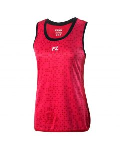 FORZA-T-SHIRT-MARTINE-RED-SLEEVELESS-LADY-1