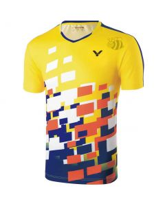 VICTOR-T-SHIRT-6428-YELLOW-1