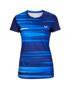 VICTOR-T-SHIRT-T-04100-BLUE-LADY-1