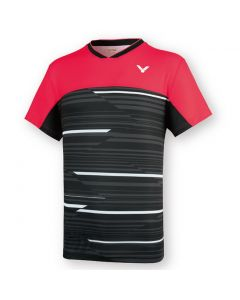 VICTOR-T-SHIRT-T-05001-ANTONSEN-RED/BLACK-1