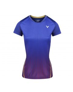 small-VICTOR-T-SHIRT-T-14101-BLUE/RED-LADY-1