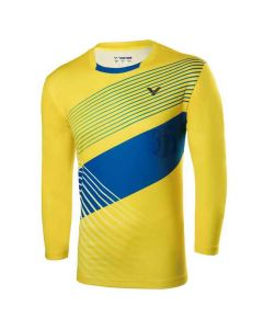 VICTOR-T-SHIRT-T-75100-YELLOW-LONGSLEEVE-1