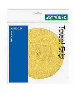 YONEX-BASISGRIP-BADSTOF-ROL-YELLOW-4902-1