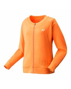 YONEX-JACKET-57037-BRIGHT-ORANGE-LADY-1