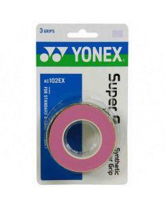 YONEX-OVERGRIP-AC-102-3-PAK-PINK-5053-1