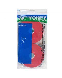 small-YONEX-OVERGRIP-AC-102-30-PAK-WINE-RED-230-1