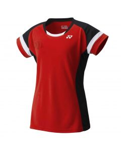 YONEX-T-SHIRT-0001-RED-LADY-1