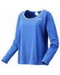YONEX-T-SHIRT-16247-BLUE-LONGSLEEVE-LADY-1