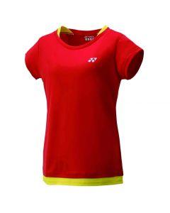 YONEX-T-SHIRT-16348-RED-LADY-1