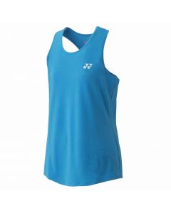 YONEX-T-SHIRT-16432-OCEAN-BLUE-SLEEVELESS-LADY-1