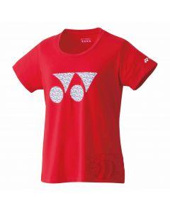 YONEX-T-SHIRT-16461-RED-LADY-1